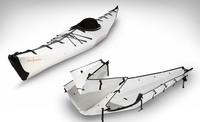 Оригинальная лодка-оригами, которая складывается, словно бумажная