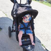 Out 'n' About 360 Pushchair V4