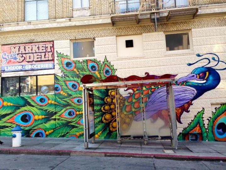Satyr - San Francisco.