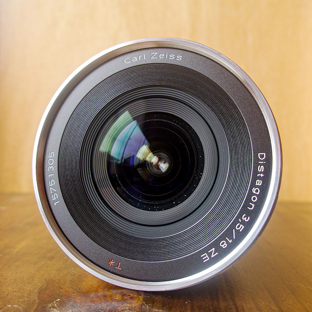 Zeiss 18mm