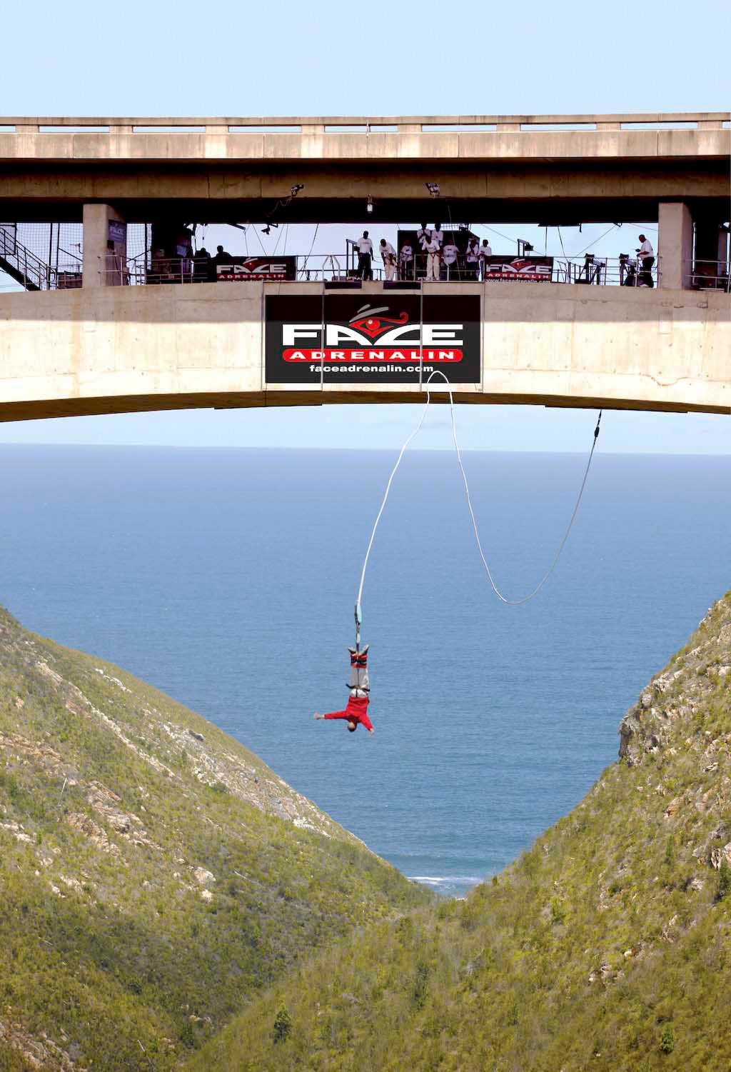 Bungee Jump Time!!!