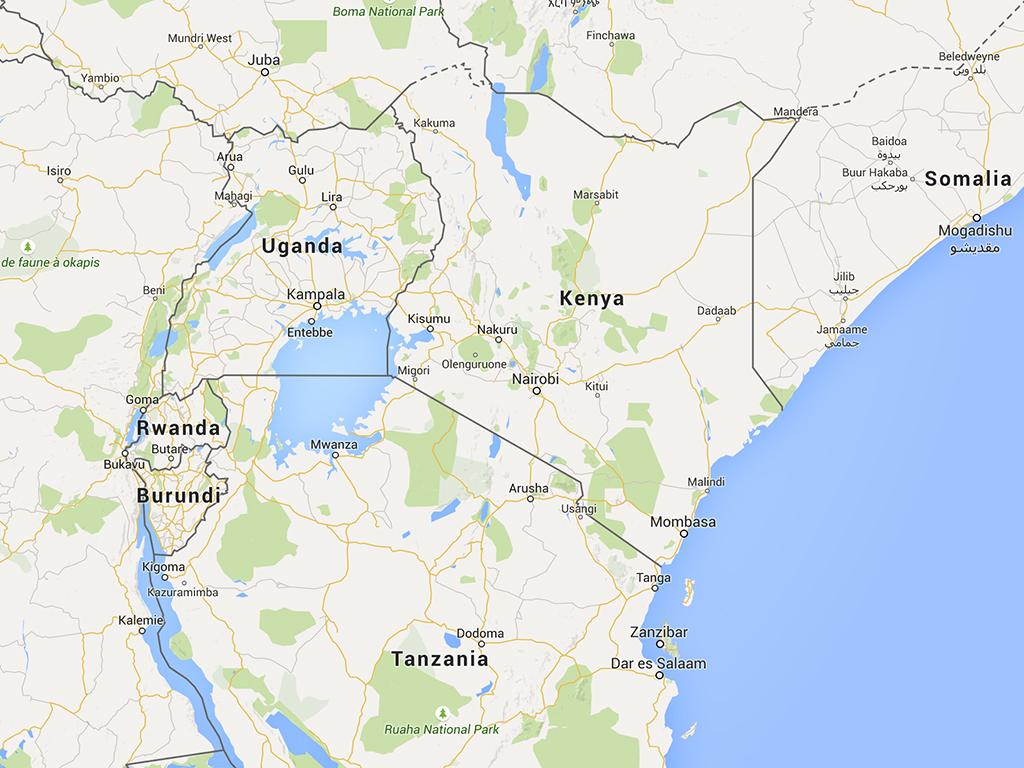 East Africa