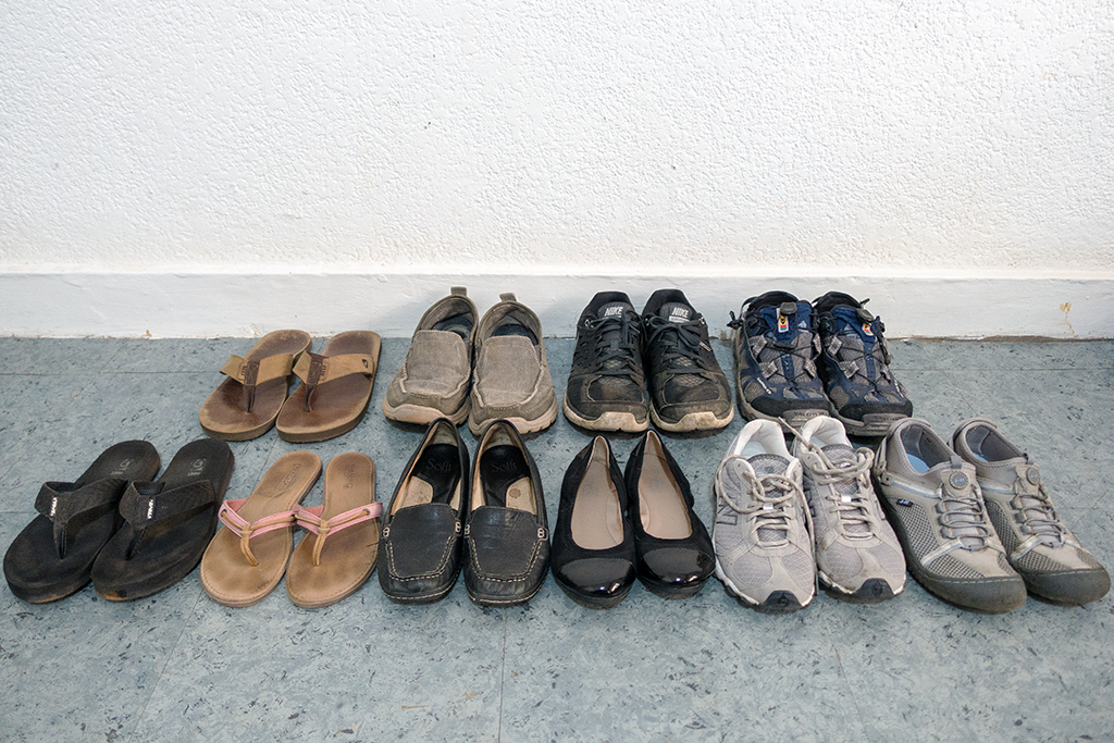 Our Shoes