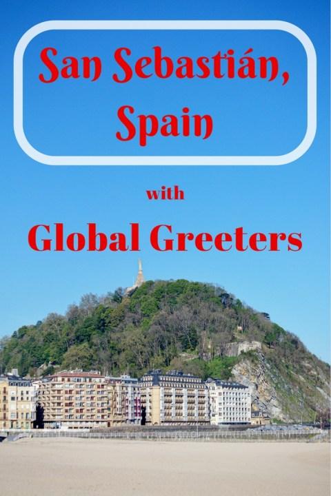 Tour San Sebastián, Spain with Global Greeters