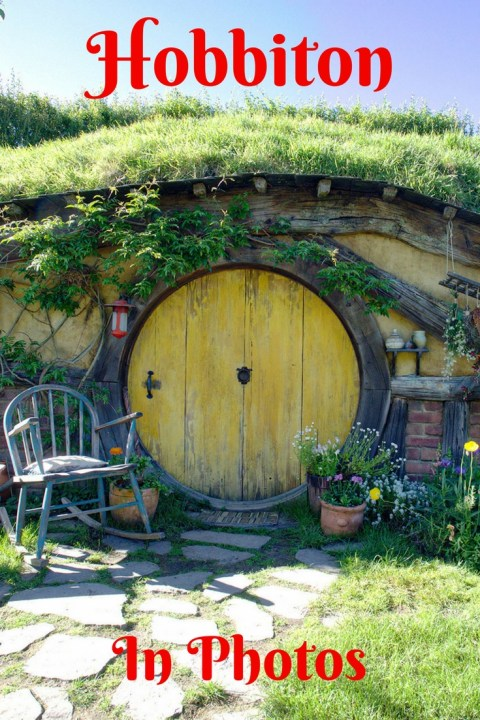 Go on a Visual Tour of the Fantastical Hobbiton.