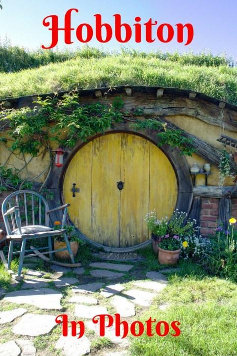 Go on a Visual Tour of the Fantastical Hobbiton.