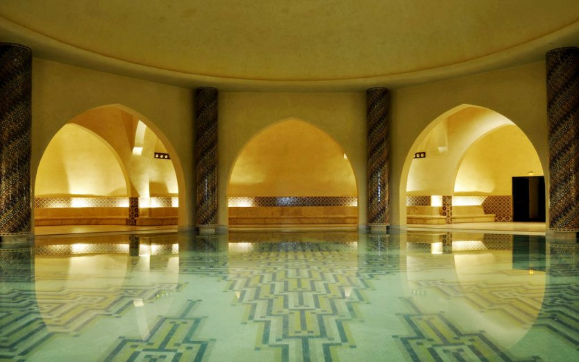Public Hammam. Photo credit Google.
