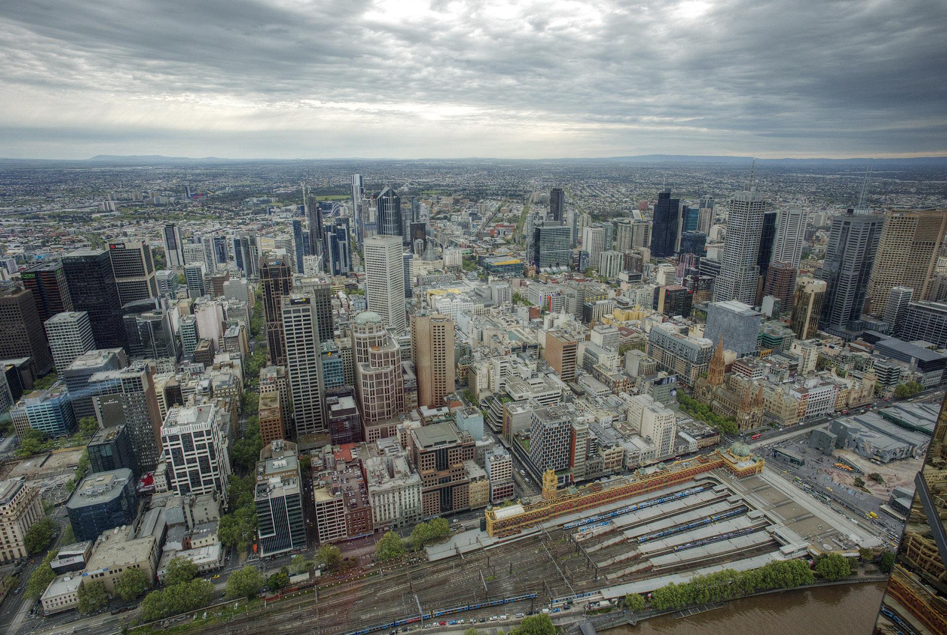 Eureka Skydeck Melbourne