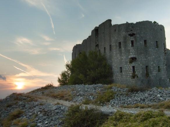 I jeszcze raz ruiny
