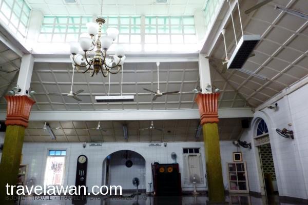 Masjid Jawa di Bangkok, dibangun dengan gaya arsitektur Demak