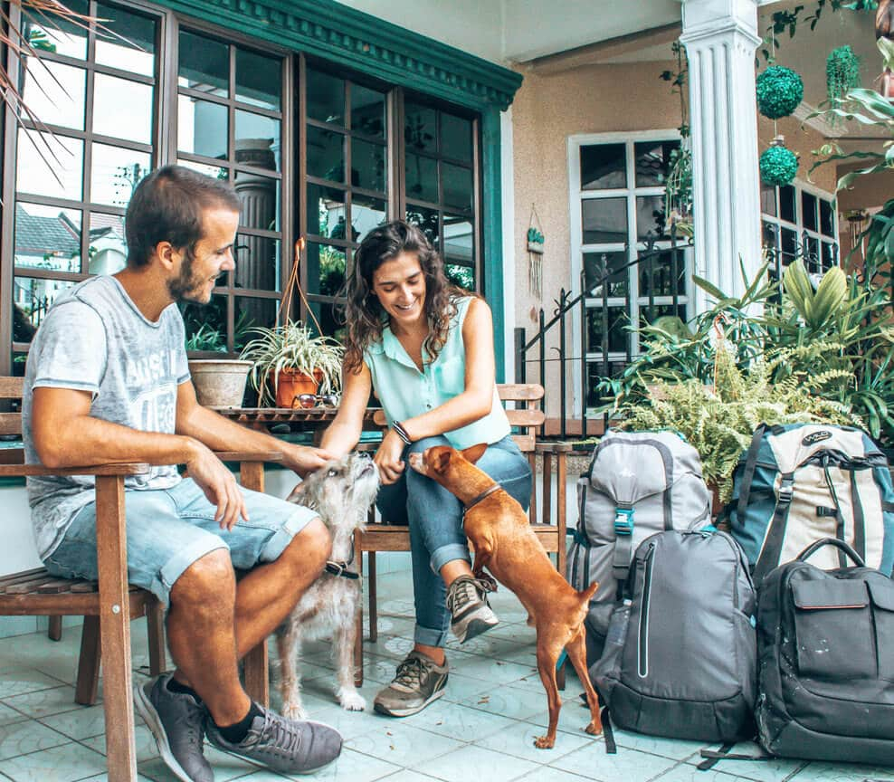 7 Types of Accommodation for different Travel Styles | TravelB4Settle