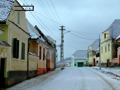 Pe uliţa satului