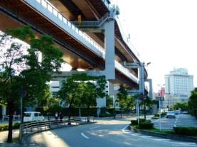 Aceeaşi Hanshin Expressway, reconstruită