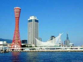Portul din Kobe, complet refăcut
