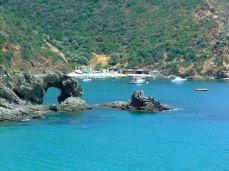 Kalamos, plaja perfectă