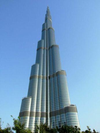 Burj Khalifa, Dubai, Emiratele Arabe Unite