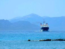 Atena - Aegina, o cursă de o oră cu ferry
