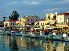 Portul din Aegina