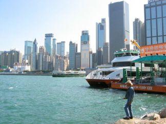Pescar în orașul viitorului