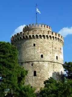 Turnul Alb, Salonic, Grecia