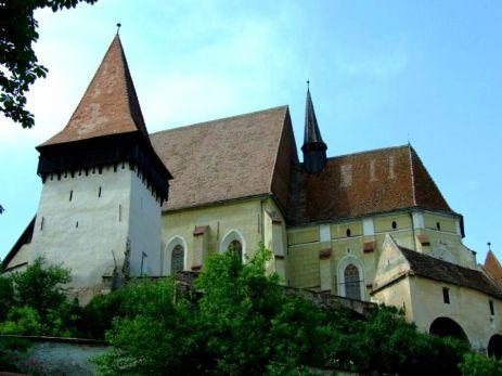 Cetatea din Biertan