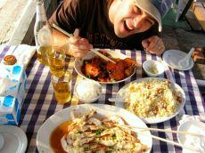 Prânz în Cheung Chau