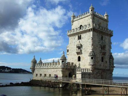 Torre de Belem, Lisabona Portugalia