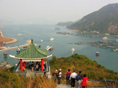 Traseu pe Lantau Island