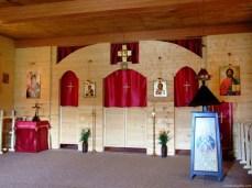 Interior la Schitul Bran