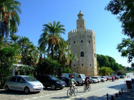 Torre del Oro, Sevilla, Spania