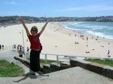 Bondi Beach!!!
