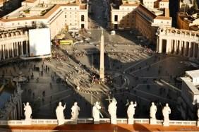 Vatican - Piaza San Pietro