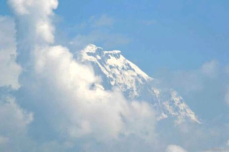 Annapurna ... parțial