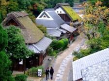 Kiyotaki – michi Street