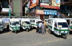 Transportul public din Kathmandu