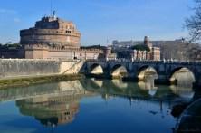 Sant' Angelo, atât podul cât şi castelul