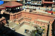 Cişmele în Patan