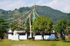 Tashi Ling, satul tibetan