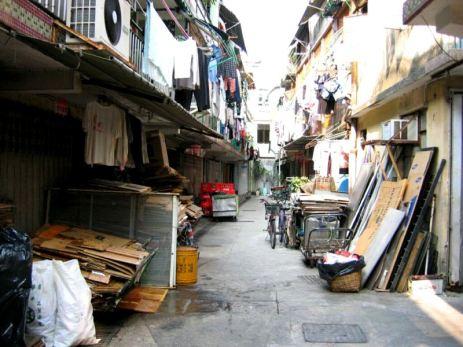 Mahalale în Cheung Chau