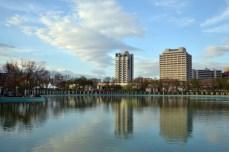 Gençlik Parkı Havuzu, un parc în mijlocul oraşului