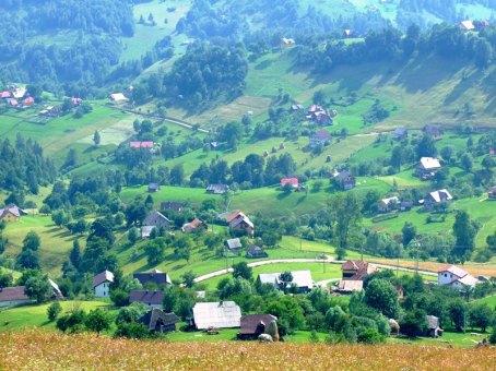 Satul Măgura