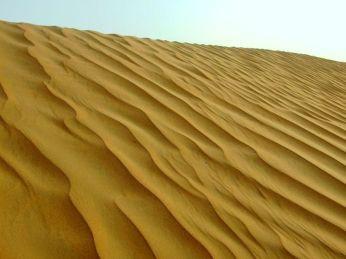 Emirate - dunele aurii