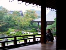 Tenryū-ji (天龍寺), mai cunoscut ca Tenryū Shiseizen-ji (天龍資聖禅寺) este cel mai important templu al sectei Rinzai Zen