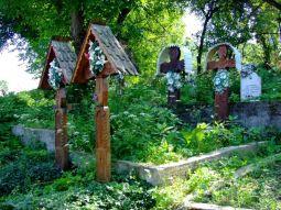 Cimitirul din Ieud