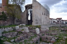 Ruine romane la Hacı Bayram