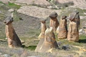 Fairy Chimneys in Çavuşin