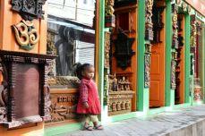 Fetiţa din Patan