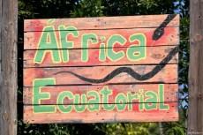 Secţiunea Africa Ecuatorială