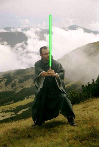 Oricum, noi nu avem nevoie de Cuţulachi ... suntem Jedi adevăraţi