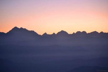 Răsărit în Himalaya